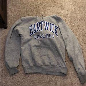Hartwick college sweatshirt